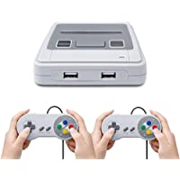 Ametoys Playstation console,1800 Games 8GB TF Card,Gamepad Wired Gaming Controller,Classic Retro Video Game Console