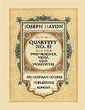 Haydn, Joseph : String Quartett No. 81 in G Dur, Op. 77, no. 1