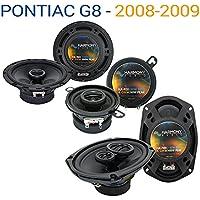 Pontiac G8 2008-2009 OEM Speaker Upgrade Harmony R65 R35 R69 Package New