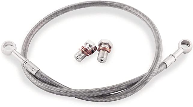 Galfer Front Brake Line Kit 1 Line for 06-09 Kawasaki EX500