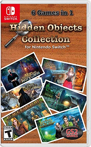 Hidden Objects Collection for the Nintendo Switch - Nintendo Switch