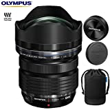 Olympus M.Zuiko Digital ED 7-14mm f/2.8 PRO Lens for Micro Four Thirds Cameras V313020BU000 – (Certified Refurbished)