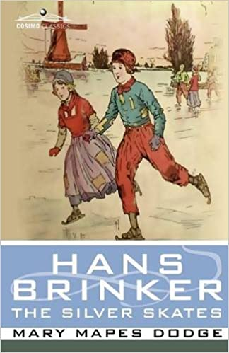 Image result for hans brinker and the silver skates amazon