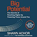Big Potential: Five Secrets of Reaching Higher by Powering Those Around You Audiobook by Shawn Achor Narrated by Shawn Achor