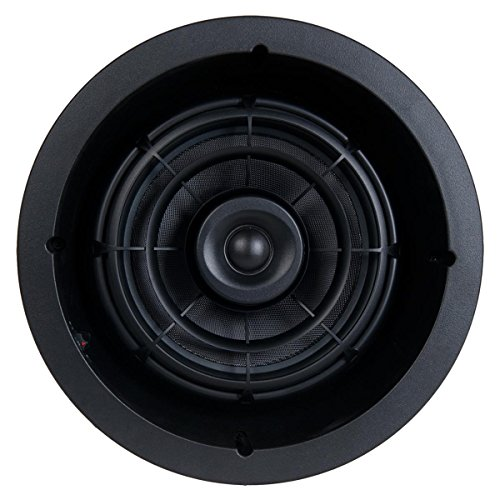 "SpeakerCraft Profile AIM8 Two 8"" In-Ceiling Speaker (Each) Black ASM58201"