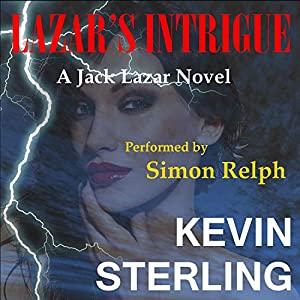 Lazar's Intrigue Audiobook
