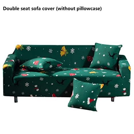 Fantastic Amazon Com Mini Printed Stretch Couch Cover Cushion Sofa Evergreenethics Interior Chair Design Evergreenethicsorg