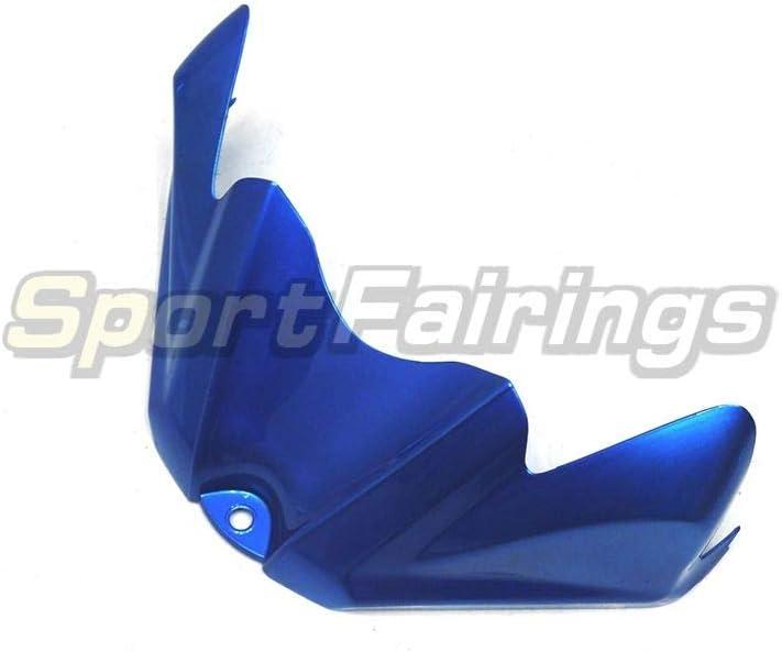 Sportfairings Complete Injection Fairing Kit For Suzuki GSX-R750 GSX-R600 GSXR 600 750 Year 2008 2009 2010 K8 Fairings Motorbike Pearl Blue
