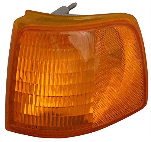 93-97 Ford Ranger Corner Light Turn Side Marker Signal Lamp - Left (Driver Front Turn Signal Light)
