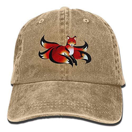 Red Hat Women Fox Denim Sport for Cap Cowboy Men Cowgirl Hats Skull FwwqnCdxU