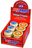 Red Barn Dog Treats Barn Bagels Peanut Butter 30ct