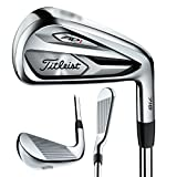 Titleist 718 AP1 Iron Set 2018 Right 4-PW, AW True Temper AMT Red Steel S300