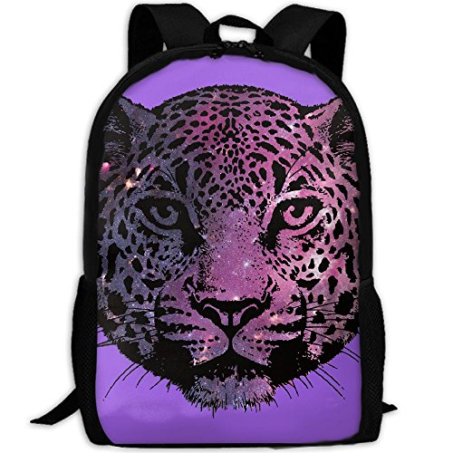 Pink Panther Interest Print Custom Unique Casual Backpack School Bag Travel Daypack Gift (Mobile Pink Panther)