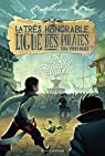 La très honorable ligue des pirates (ou presque), tome 3 : Le code du flibustier par Carlson