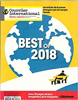 Courrier International Hs N 68 Best of 2018 -Nov.Dec.2018 ...