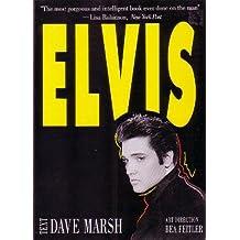Elvis by Dave Marsh (1993-03-29)