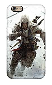6 Scratch-proof Protection Case Cover For Iphone/ Hot Assassin's Creed 3 2012 Game Phone Case