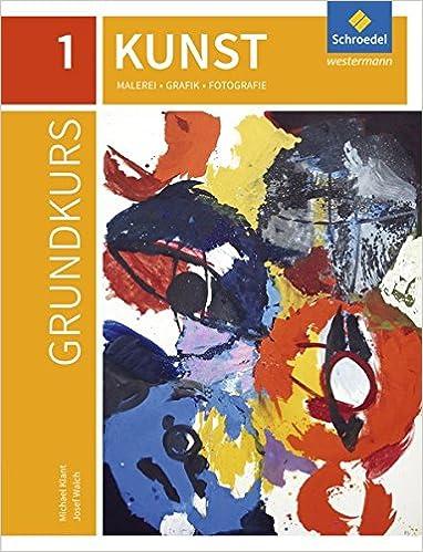 Book Grundkurs Kunst 1. Sekundarstufe 2
