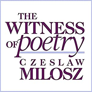 The Witness of Poetry Audiobook
