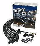 Moroso 73709 Ultra 40 Black Plug Wire Set