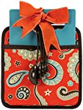 Brownlow Gifts Brownlow Gifts Essentials Set, Coral/Brown