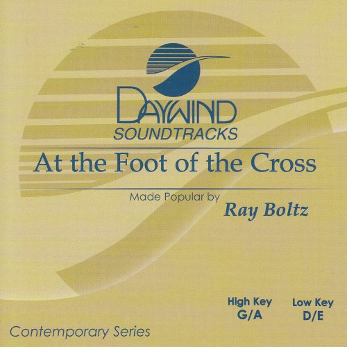 At The Foot Of The Cross [Accompaniment/Performance Track]