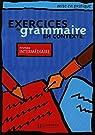Exercices de grammaire en contexte, niveau intermédiaire (Livre de l'élève) par Akyuz
