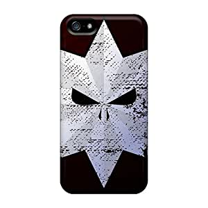 Iphone High Quality Tpu Case/ Death From The Grave YKTkg9423QBZwp Case Cover For Iphone 5/5s