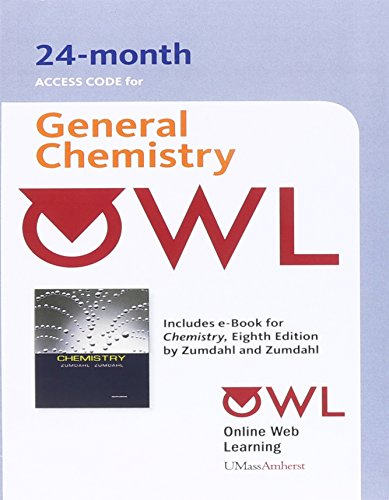 GENERAL CHEMISTRY-OWL ACCESS C