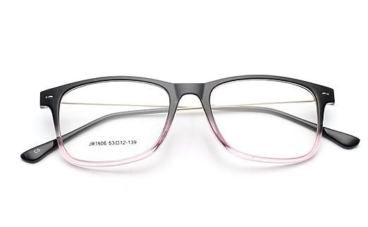 56be41065c950 Flowertree Unisex S9352 Lightweight Super Thin Arm Wayfarer 52mm Glasses  (purple)  Amazon.ca  Clothing   Accessories