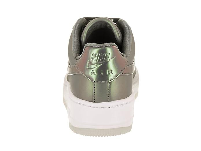premium selection bc09b bcc49 Amazon.com Nike Air Force 1 Upstep Premium LX Womens Shoes Dark  StuccoStucco-White aa3964-001 (9 B(M) US) Shoes