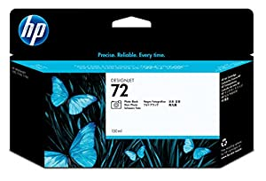 HP 72 (C9370A) Photo Black 130-ml Ink Cartridge