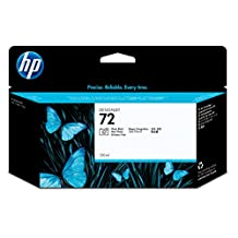HP 72 Photo Black Ink Cartridge -Photo Black -Inkjet -1 Each