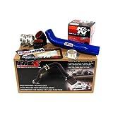 89-95 Toyota Pickup 22RE 2.4L Truck HPS Blue Cool Ram Air Intake Kit Short 94 93 by HPS