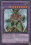 Yu-Gi-Oh! - Elemental HERO Wild Wingman (LCGX-EN055) - Legendary Collection 2 - 1st Edition - Common