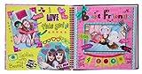 ALEX Toys DIY Friends 4 Ever Scrapbook Kids Art and