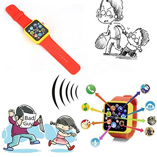 Youcoco Children Educational Early Learning Watches Toys Games Watches Electronic Toys