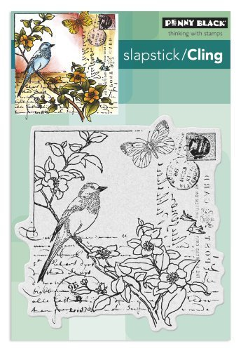 Penny schwarz Garden Letter Decorative Stamp by Penny Penny Penny schwarz B00NZF9T4U | Schön und charmant  | Qualität und Verbraucher an erster Stelle  | ein guter Ruf in der Welt  2411d5