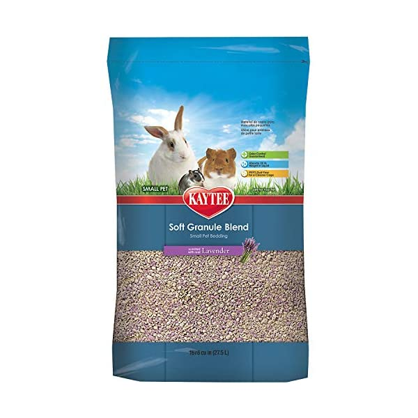 Kaytee Soft Granule Blend Bedding for Pet Cages 1