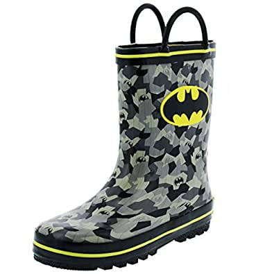 Product Features This rain boot from Bogs features a grippy sole and easy-on pull handles.
