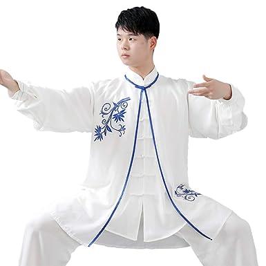 XFentech Kung Fu Uniform Veil - Unisex Shaolin Martial Arts