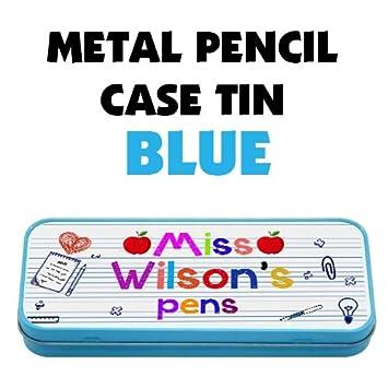 Hiros - Estuche de metal personalizado para profesores y ...