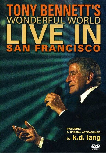Tony Bennett's Wonderful World: Live In San Francisco (American Musicals Dvds)