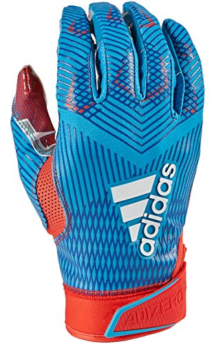 adidas Adizero 8.0 SNOWCONE Football Receiver's Gloves Berry Blast -