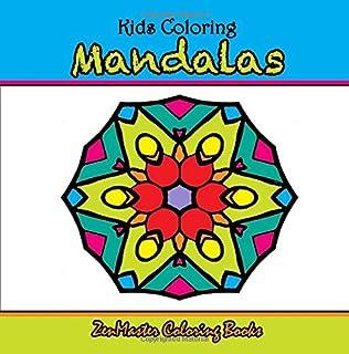 Kids Coloring Mandalas For Let Their Creativity Soar Volume