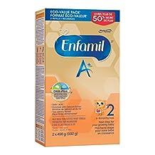 Enfamil A+ 2 Infant Formula, Powder Refill, 992g