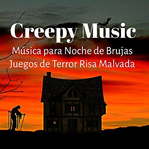 Creepy Music - Música para Noche de Brujas Juegos de Terror Risa Malvada con Sonidos de la Naturaleza Miedo y Psicodelicos]()