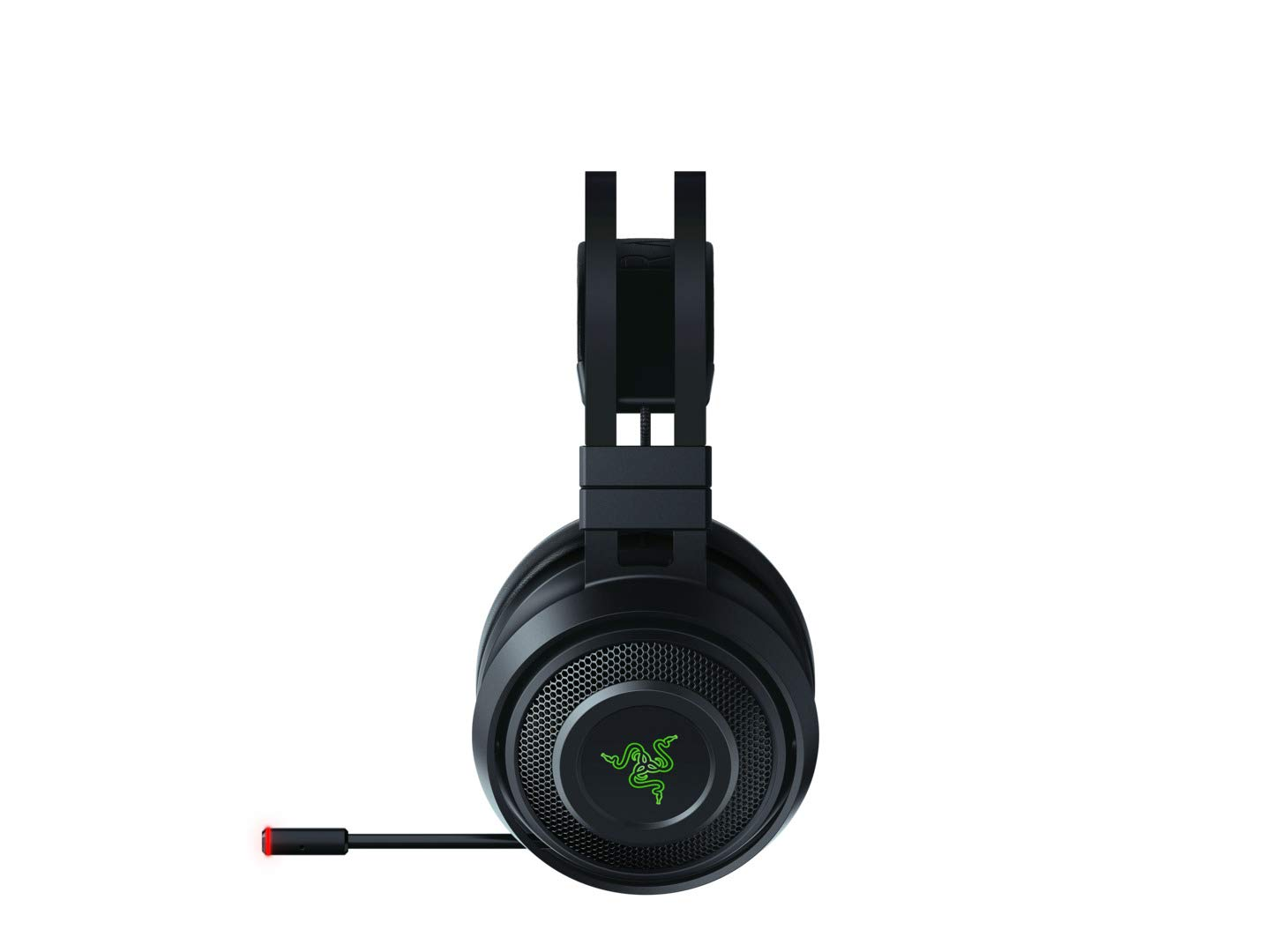 Razer Nari Wireless: THX Spatial Audio - Cooling Gel-Infused Cushions - 2.4GHz Wireless Audio - Mic with Game/Chat Balance - Gaming Headset Works for PC, PS4, Switch & Mobile Devices Razer USA Ltd RZ04-02680100-R3U1