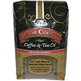 Door County Coffee, 5 lb. Bag (Fair Trade Mexican MWP Decaf, Wholebean)