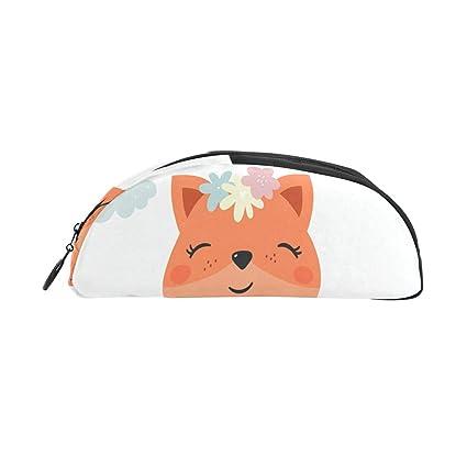 Estuche para lápices Estuche Lindo Clever Fox Animal Bolso ...